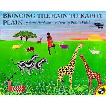 【预订】Bringing the Rain to Kapiti Plain 美国库房发货,通常付款后3-5周到货!