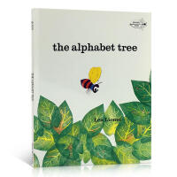 英文原版 The Alphabet Tree by Leo Lionni 字母树 四度凯迪克奖