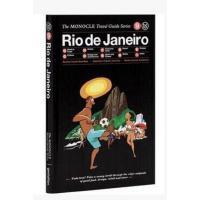 Rio de Janeiro: The Monocle Travel Guide Series里约热内卢 旅游生活 设