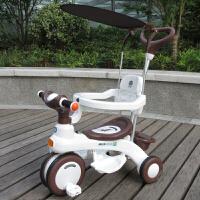 儿童三轮车小孩脚踏车玩具车婴儿车自行车儿童车子