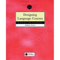 【预订】Designing Language Courses: A Guide for Teachers