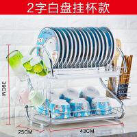 碗架柜餐具碟架沥水架盘子晾放洗刀碗筷收纳盒用品储物厨房置物架