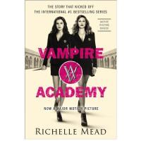 英文原版 Vampire Academy Official Movie Tie-In Edition( 吸血鬼学院电影版