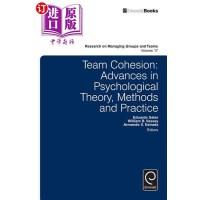 【中商海外直订】Team Cohesion: Advances in Psychological Theory, Me