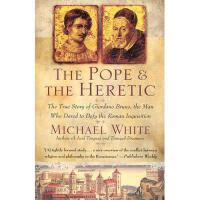 【预订】The Pope and the Heretic: The True Story of Giordano