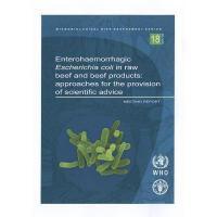 【预订】Enterohaemorrhagic Escherichia Coli in Raw Beef and