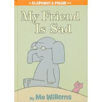 Elephant & Piggie Books: My Friend is Sad 小象小猪系列:我的朋友难过了 IS