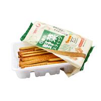日本宝制果综合6种蔬菜饼干棒宝宝磨牙棒儿童饼干进口营养零食85g