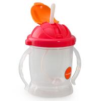 美国innobaby儿童智能保鲜吸管杯宝宝水杯儿童饮水杯 学饮杯