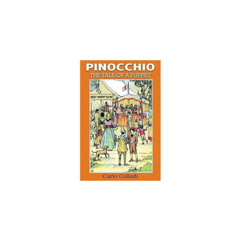 【预订】Pinocchio, the Tale of a Puppet 美国库房发货,通常付款后3-5周到货!