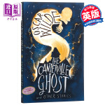 【中商原版】坎特维尔的幽灵和其他故事 英文原版 The Canterville Ghost and Other Sto
