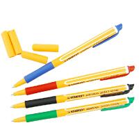 德国Stabilo思笔乐 进口中性笔 1098乐记0.5mm水笔遇水不化晕油墨