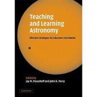 【预订】Teaching and Learning Astronomy: Effective