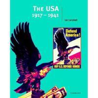 【预订】The USA, 1917 1941
