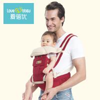 小孩抱凳 婴儿背带前抱式宝宝坐凳腰凳夏季双肩四季