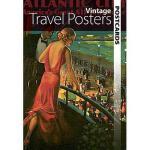 【预订】Vintage Travel Posters Postcards