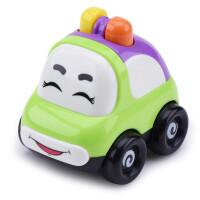 0-1-2岁宝宝惯性玩具车警车小汽车会跑的学爬学走路婴儿玩具