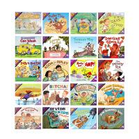 【全店600减200】英文原版 Mathstart level 3 数学启蒙 20册 绘本入门需收系列读物 向孩子介绍数