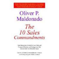 【预订】The 10 Sales Commandments: Take Immediate Control of