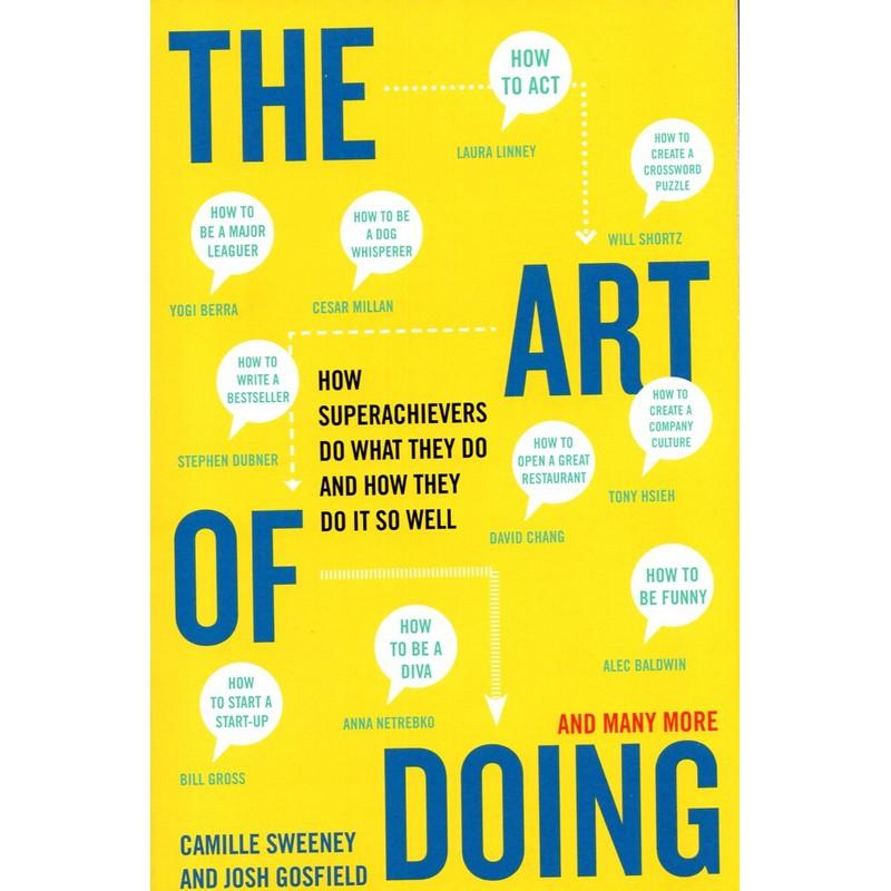 [C132] The Art of Doing 做事的艺术 英文原版