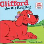 英文原版Clifford The Big Red Dog (8X8) 大红狗