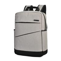 恒源祥简约商务双肩背包 15.6英寸笔记本电脑包 旅行包