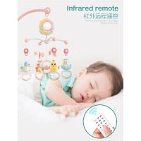 3-6-12个月 婴儿玩具音乐旋转床铃宝宝玩具0-1岁床头挂摇铃