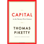 英文原版 21世纪资本论 Capital in the Twenty-First Century [精装](2014版)