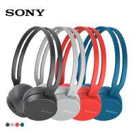 包邮支持礼品卡 热巴代言 Sony/索尼 WH-CH400 无线 蓝牙耳机 头戴式 重低音 手机 通话 耳麦