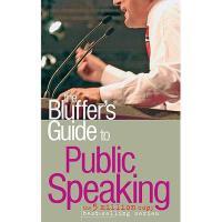 【预订】The Bluffer's Guide to Public Speaking