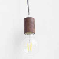 【小吊灯】现代简约设计吊灯北欧日式卧室客厅餐厅单个吊灯