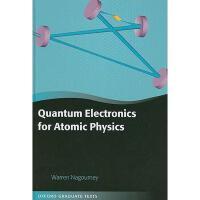 【预订】Quantum Electronics for Atomic Physics