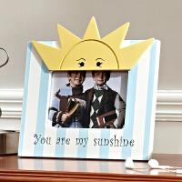 儿童相框摆台可爱欧式相架相片框样板房6寸照片装饰家居小摆件