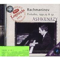 进口CD:拉赫玛尼诺夫:《前奏曲集》企鹅评鉴三星/467 685-2