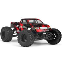 电动遥控越野车四驱大脚男孩玩具赛车漂移高速RC遥控车1:18充