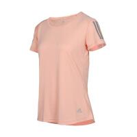 adidas/阿迪达斯女款2019年夏季新款跑步运动训练透气速干T恤DZ2267