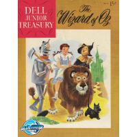 Dell Junior Treasury: Wizard of Oz #1