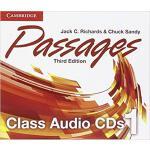 【预订】Passages Level 1 Class Audio CDs (3) Compact Disc只是光盘