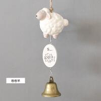 风铃挂饰创意 女生房间铃铛挂件日式小清新卧室挂饰门饰装饰品