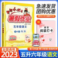 黄冈小状元暑假作业五年级语文2021新版五升六年级