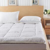 加厚床垫褥子全棉榻榻米床褥1.5m1.8床垫子1.2学生软床垫羊毛床垫