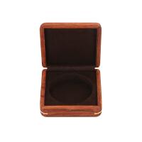 花梨木项链盒 非洲花梨木刺猬紫檀纯实木质手镯盒实木翡翠玉器手镯手链收纳盒子