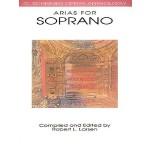 【预订】Arias for Soprano: G. Schirmer Opera Anthology