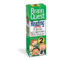 【现货】Brain Quest:Grade 2 Reading 英文原版 儿童智力开发系列:2年级阅读