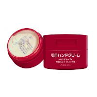 日本 Shiseido资生堂系列 尿素护手霜 护足霜 100g 深层滋养补水保湿