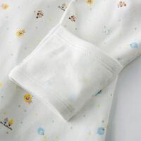 婴新生儿连体衣宝宝哈衣和尚服