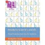 【中商海外直订】Ready to Scan! B's and D's: Visual Scanning Exercis