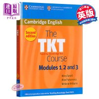 【中商原版】剑桥教师资格证TKT核心模块1 2 3教材 英文原版 The TKT Course Modules Mary Spratt Cambridge English 核心模块教材