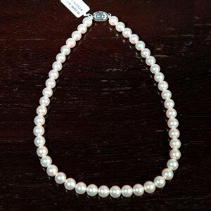 0.85-0.9cm日本Akoya珍珠项链