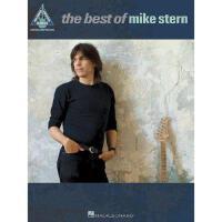 【预订】The Best of Mike Stern